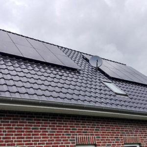Photovoltaik-Anlage fachgerecht installiert von Beckhäuser