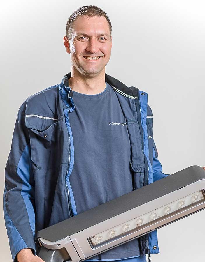 Team Elektro Beckhäuser Jens Stöhr